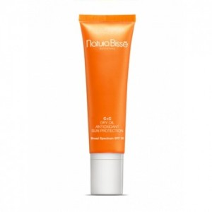 Natura Bisse C+C Dry Oil Antioxidant Sun Protection SPF 30 100ml. Сухое масло для тела.
