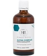 HOLY LAND Alpha-complex Rapid Exfoliator 8%