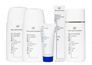Holy Land - A-nox plus Retinol set (набор 5 позиций)
