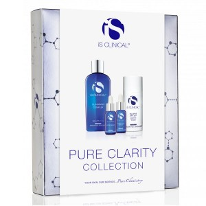 iS CLINICAL Очищающий набор. PURE CLARITY COLLECTION.