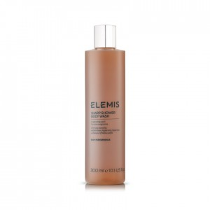 ELEMIS Бодрящий гель для душа. SHARP SHOWER BODY WASH 300 ML.